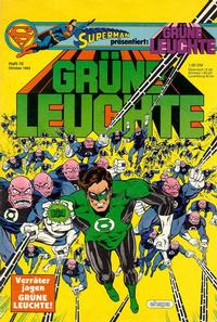 Cover Thumbnail for Grüne Leuchte (Egmont Ehapa, 1979 series) #10/1982