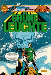Cover Thumbnail for Grüne Leuchte (Egmont Ehapa, 1979 series) #11/1982