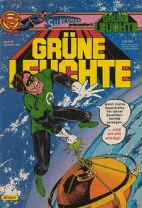 Cover Thumbnail for Grüne Leuchte (Egmont Ehapa, 1979 series) #13/1982