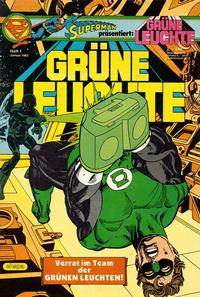 Cover Thumbnail for Grüne Leuchte (Egmont Ehapa, 1979 series) #1/1983