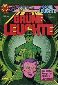 Cover Thumbnail for Grüne Leuchte (Egmont Ehapa, 1979 series) #2/1983