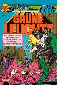 Cover Thumbnail for Grüne Leuchte (Egmont Ehapa, 1979 series) #3/1983