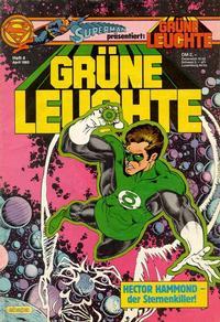 Cover Thumbnail for Grüne Leuchte (Egmont Ehapa, 1979 series) #4/1983