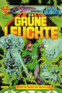 Cover Thumbnail for Grüne Leuchte (Egmont Ehapa, 1979 series) #10/1983