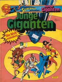 Cover Thumbnail for Junge Giganten (Egmont Ehapa, 1981 series) #5