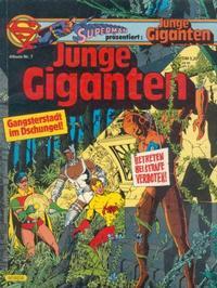 Cover Thumbnail for Junge Giganten (Egmont Ehapa, 1981 series) #7