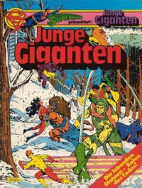 Cover Thumbnail for Junge Giganten (Egmont Ehapa, 1981 series) #9