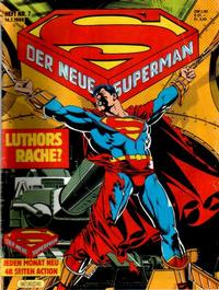Cover Thumbnail for Der Neue Superman (Egmont Ehapa, 1987 series) #7/1988