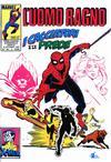 Cover for L'Uomo Ragno (Edizioni Star Comics, 1987 series) #34