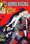 Cover for L'Uomo Ragno (Edizioni Star Comics, 1987 series) #45