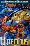Cover for Fantastic Four (Marvel, 1998 series) #4 [Direct Edition]