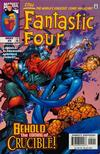 Cover for Fantastic Four (Marvel, 1998 series) #5 [Direct Edition]