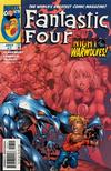Cover for Fantastic Four (Marvel, 1998 series) #7 [Direct Edition]