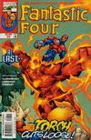 Cover for Fantastic Four (Marvel, 1998 series) #8 [Direct Edition]