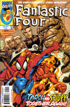 Cover for Fantastic Four (Marvel, 1998 series) #9 [Direct Edition]