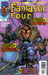 Cover for Fantastic Four (Marvel, 1998 series) #10 [Direct Edition]