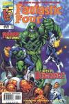 Cover for Fantastic Four (Marvel, 1998 series) #13 [Direct Edition]