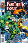 Cover for Fantastic Four (Marvel, 1998 series) #14 [Direct Edition]