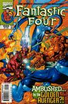 Cover for Fantastic Four (Marvel, 1998 series) #15 [Direct Edition]