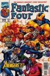Cover for Fantastic Four (Marvel, 1998 series) #16 [Direct Edition]