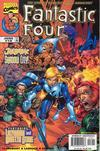 Cover for Fantastic Four (Marvel, 1998 series) #18 [Direct Edition]