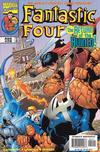 Cover for Fantastic Four (Marvel, 1998 series) #20 [Direct Edition]