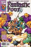 Cover for Fantastic Four (Marvel, 1998 series) #21 [Direct Edition]