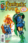 Cover for Fantastic Four (Marvel, 1998 series) #22 [Direct Edition]