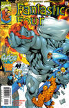 Cover for Fantastic Four (Marvel, 1998 series) #23 [Direct Edition]