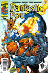 Cover for Fantastic Four (Marvel, 1998 series) #28 [Direct Edition]