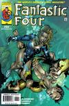 Cover for Fantastic Four (Marvel, 1998 series) #32 [Direct Edition]