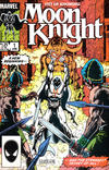 Cover for Moon Knight (Marvel, 1985 series) #1 [Direct]