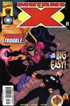 Cover for Mutant X (Marvel, 1998 series) #16
