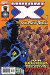 Cover for Mutant X (Marvel, 1998 series) #18