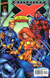 Cover for Mutant X (Marvel, 1998 series) #21 [Direct Edition]