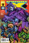 Cover for Mutant X (Marvel, 1998 series) #22 [Direct Edition]