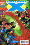 Cover for Mutant X (Marvel, 1998 series) #25