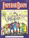 Cover for Marvel Graphic Novel: Emperor Doom -- Starring the Mighty Avengers (Marvel, 1987 series)