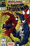 Cover for The Amazing Spider-Man (Marvel, 1963 series) #378 [Direct]