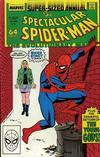 Cover for The Spectacular Spider-Man Annual (Marvel, 1979 series) #8 [Direct]