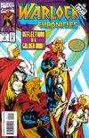Cover for Warlock Chronicles (Marvel, 1993 series) #5