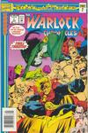 Cover for Warlock Chronicles (Marvel, 1993 series) #7