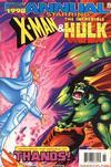 Cover Thumbnail for X-Man / Hulk '98 (1998 series)  [Newsstand]