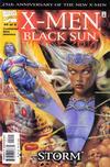 Cover for Black Sun: Storm (Marvel, 2000 series) #2