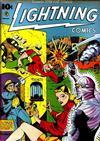 Cover for Lightning Comics (Ace Magazines, 1940 series) #v1#5