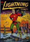 Cover for Lightning Comics (Ace Magazines, 1940 series) #v2#2