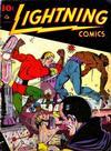 Cover for Lightning Comics (Ace Magazines, 1940 series) #v2#5