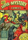 Cover for Super-Mystery Comics (Ace Magazines, 1940 series) #v1#2