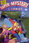 Cover for Super-Mystery Comics (Ace Magazines, 1940 series) #v1#3