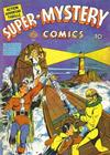 Cover for Super-Mystery Comics (Ace Magazines, 1940 series) #v2#1